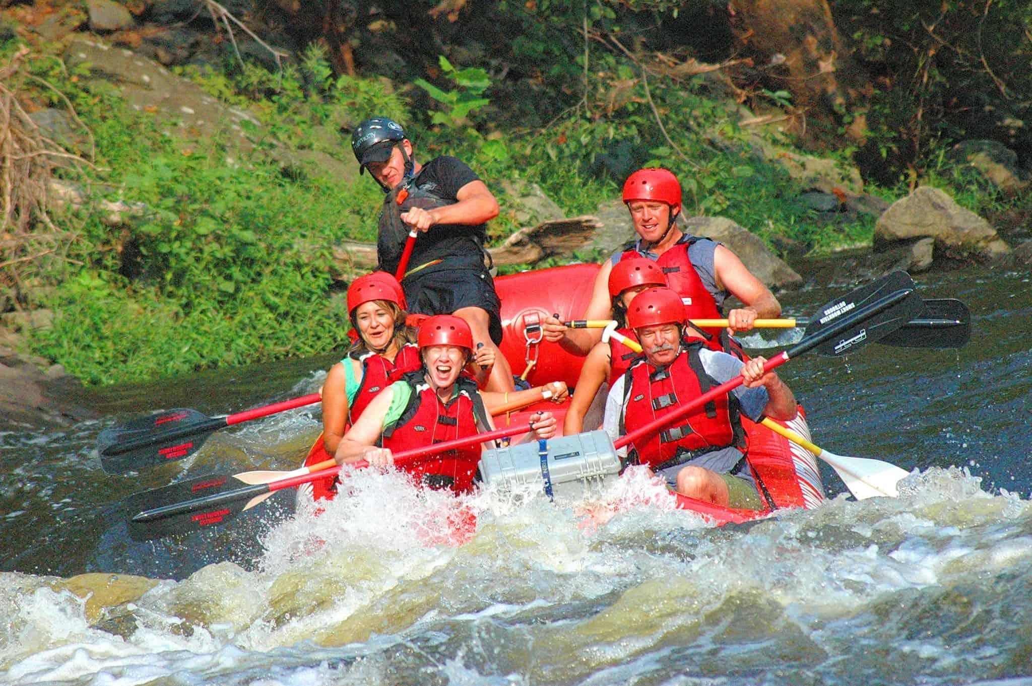 gatlinburg white water rafting coupons