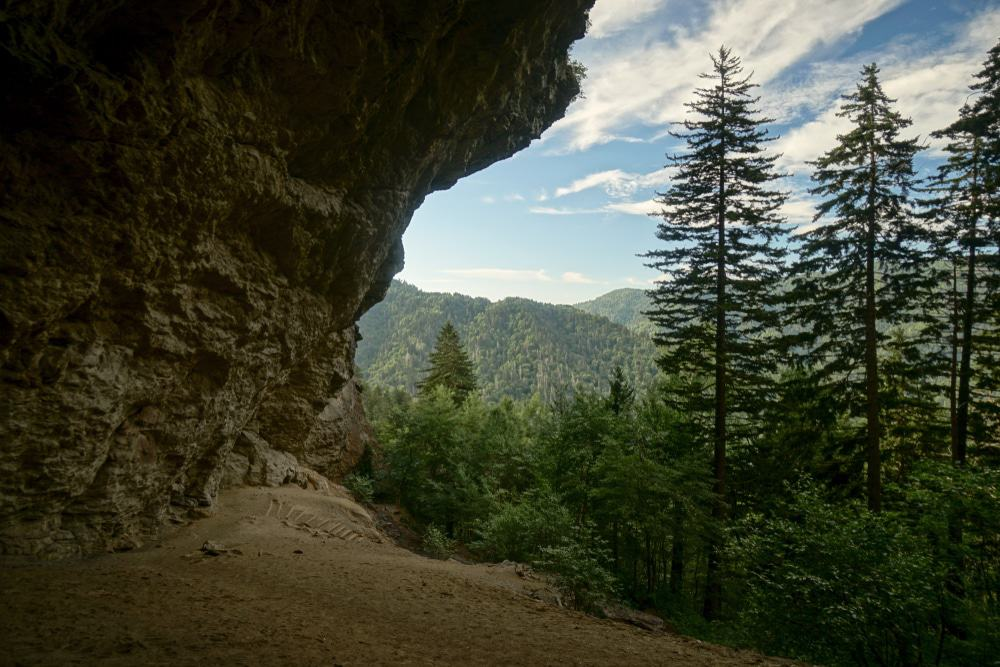 alum cave smoky mountains